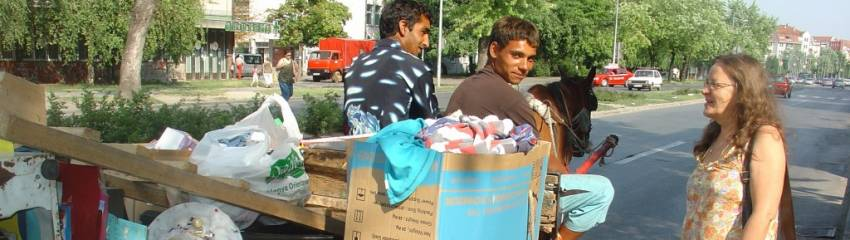 Services to the handicapped and the poor
